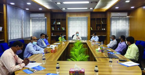 FEES holds joint research collaboration meeting with concerned stakeholders