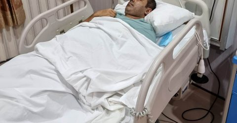 Former cricketer Mosharraf Rubel in ICU