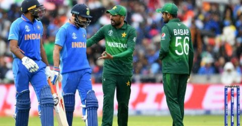 Pakistan look to end India losing streak in T20 World Cup blockbuster