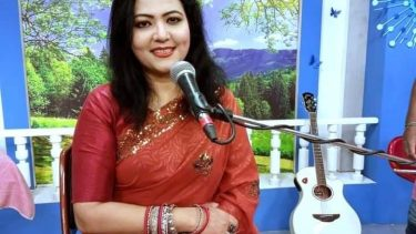 My father is my inspiration: Polly Sharmin