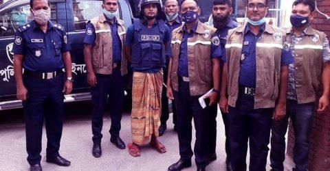 ASI killer drug trader gives confessional statement in Rangpur