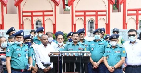 All security measures taken for Durga Puja: DMP chief