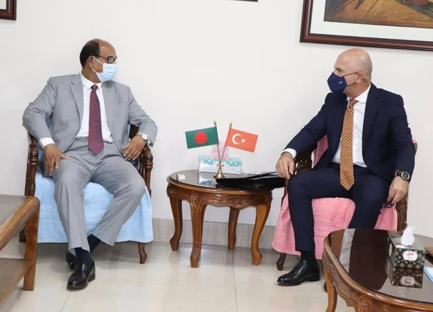 Turkey is keen to invest in Bangladesh Railway: envoy