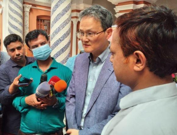 S Korea keen to diversify trade collaboration with Bangladesh: Envoy