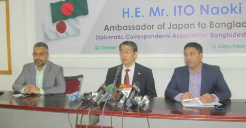 Bangladesh makes 'great achievement' in Covid management: Japanese envoy