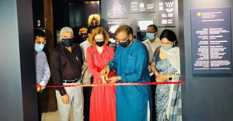 New 'Switzerland Corner' launched at national Museum