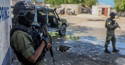 15 US missionaries and family kidnapped in Haiti: security source