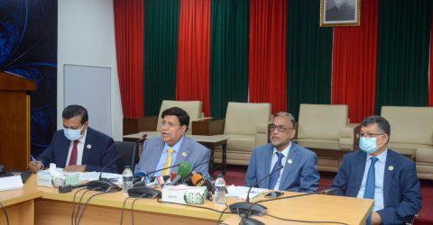 Dhaka urges EU supports Bangladesh's COP26 agenda