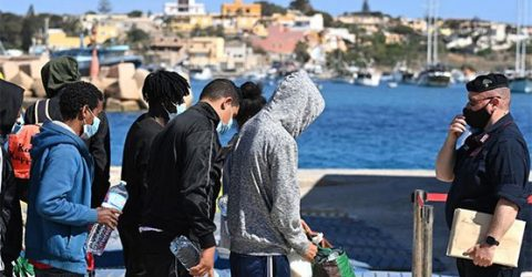 Four dead, 19 missing after Tunisian migrant boat sinks