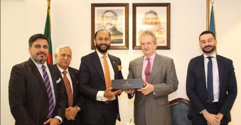 DCCI urges Spanish entrepreneurs to invest in Bangladesh