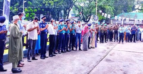 Sheikh Russel's 58th birthday celebrated in Rangpur