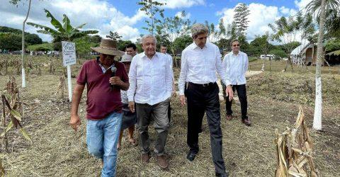 US climate envoy praises Mexico's efforts