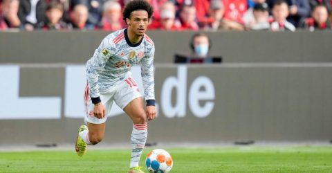Defensive Sane turns whistles into ovations from Bayern fans
