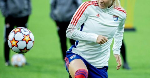 Hegerberg 'never doubted' recovery from serious knee injury
